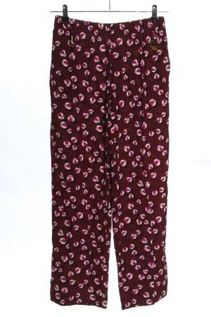 Gucci Luźne spodnie Na całej powierzchni W stylu casual