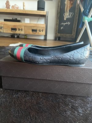 Gucci Bailarinas plegables multicolor