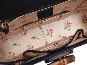 Gucci Bamboo 2Way Hand Bag