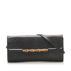 Gucci Bamboo Bar Crossbody Bag