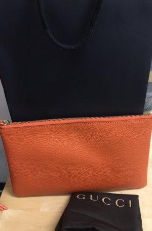 Gucci Kopertówka pomarańczowy