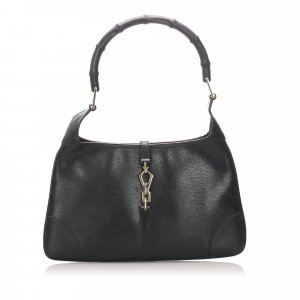 Gucci Bamboo Leather Jackie