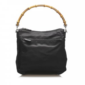 Gucci Handbag black nylon