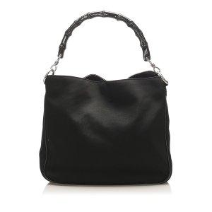 Gucci Sacoche noir nylon
