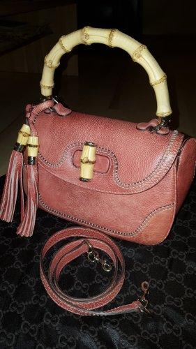 Gucci Bamboo Satchel Bag