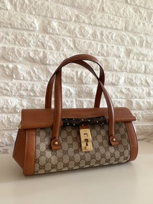 Gucci Bamboo Shoulder Bag Monogramm