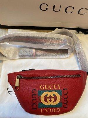 Gucci Nerka czerwony
