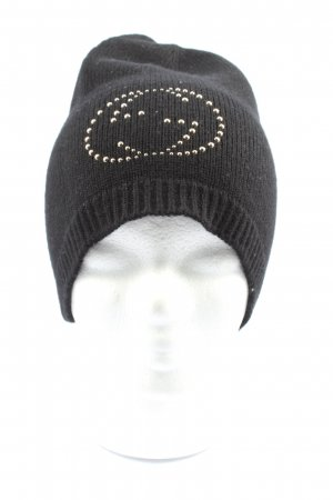 Gucci Beanie black casual look