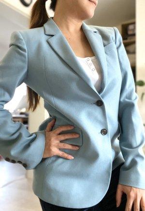 Gucci Blazer de lana azul pálido