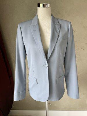 Gucci Klassischer Blazer błękitny