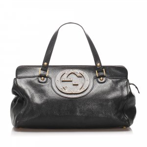 Gucci Blondie Leather Handbag