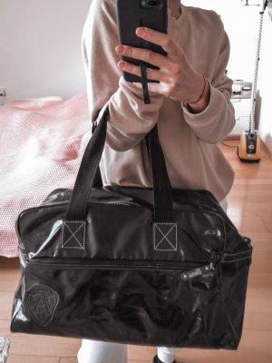 Gucci Boston Tasche schwarz original