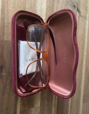 Gucci Glasses brown