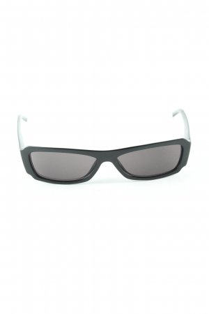 Gucci Brille schwarz Casual-Look