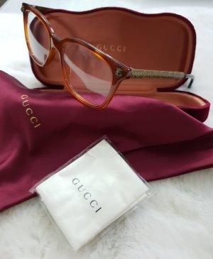 Gucci Brille Brillenfassung Brillengestell mit Logo