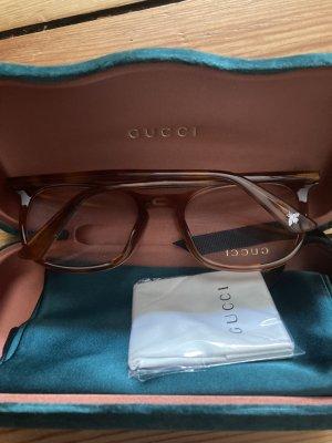 Gucci Gafas coñac-marrón-negro