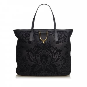 Gucci Tote black leather