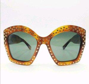 Gucci Gafas mariposa multicolor
