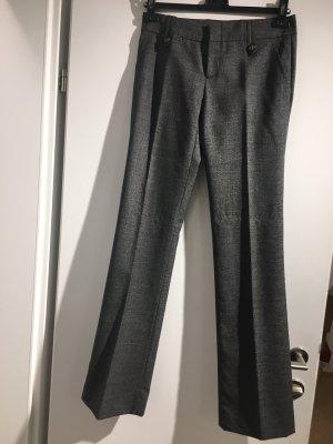 Gucci Pantalone a pieghe grigio