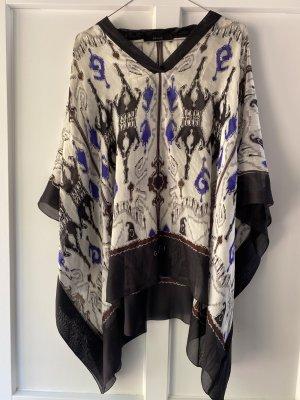 Gucci Bluzka o kroju koszulki Wielokolorowy Jedwab