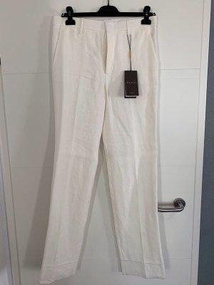 Gucci Jersey Pants natural white linen