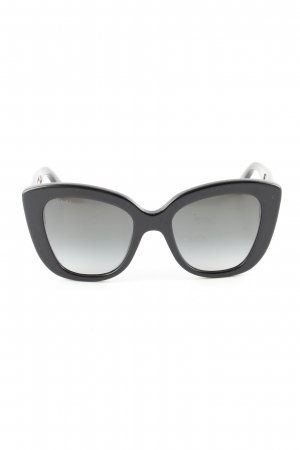 Gucci Butterfly Glasses black business style