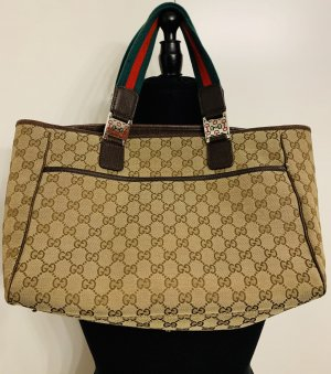 GUCCI Canvas Bag klassisch