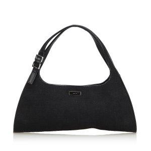 Gucci Canvas Handbag