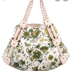 GUCCI Canvas Pelham Floral