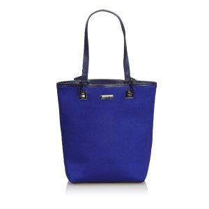 Gucci Sac fourre-tout bleu