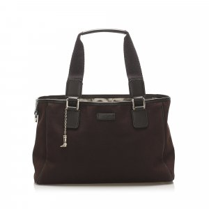 Gucci Tote dark brown