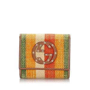 Gucci Canvas Wallet