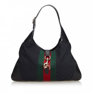 Gucci Canvas Web Jackie