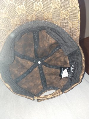 Gucci Baseball Cap light brown-dark brown