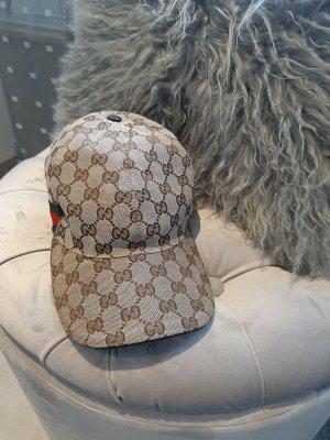 Gucci Cap, Kappe, Cappie, Gr. M 58, Monogramm