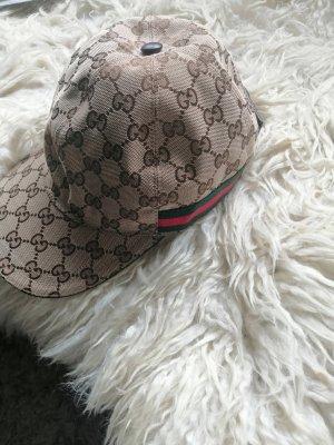 Gucci Berretto da baseball marrone chiaro