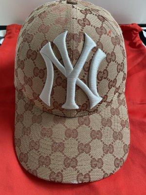 Gucci Gorra de béisbol beige-marrón