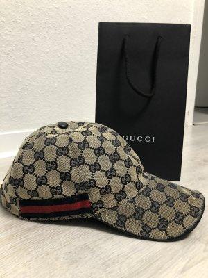 Gucci Casquette de baseball brun-brun foncé