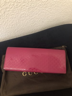 Gucci Clutch pink