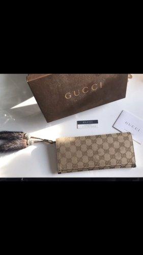 Gucci Clutch mit Nerz
