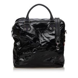 Gucci Coated Canvas Joy Boston Bag