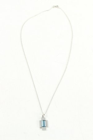 Gucci Silver Chain turquoise-silver-colored casual look