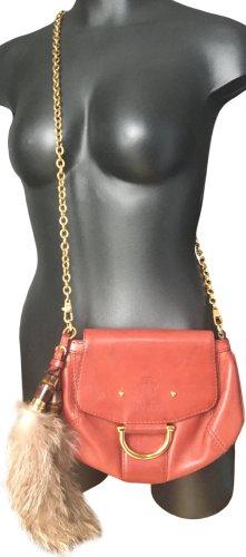 GUCCI Crossbody LUXURY Bag mit Fell-Tasseln