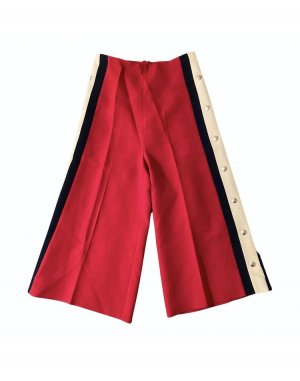 Gucci Culottes red