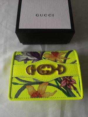 Gucci Cartera multicolor Cuero