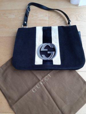 Gucci Canvas Bag black