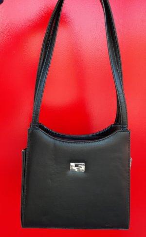 Gucci Damenhandtasche schwarz Echtleder