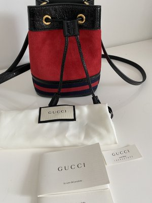 Gucci Sac seau multicolore