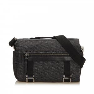 Gucci Denim Camera Bag
