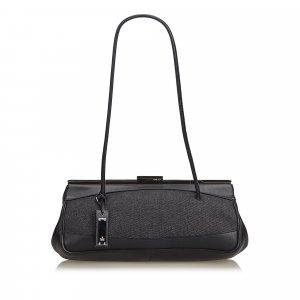 Gucci Denim Shoulder Bag